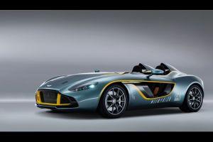 Aston Martin  revela su nuevo prototipo :  CC100 Speedster