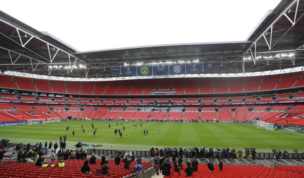 Wembley ya espera a ambos equipos alemanes en una final inédita.