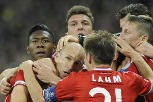Bayern iguala al Liverpool con cinco Champions
