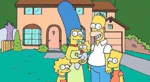 """Marge Simpson """"responde"""" al equipo de Trump por compararla con Kamala Harris"""