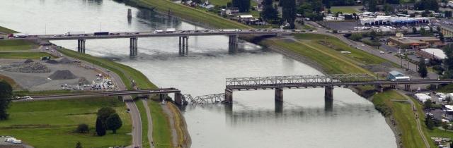 Puente caído había sido revisado