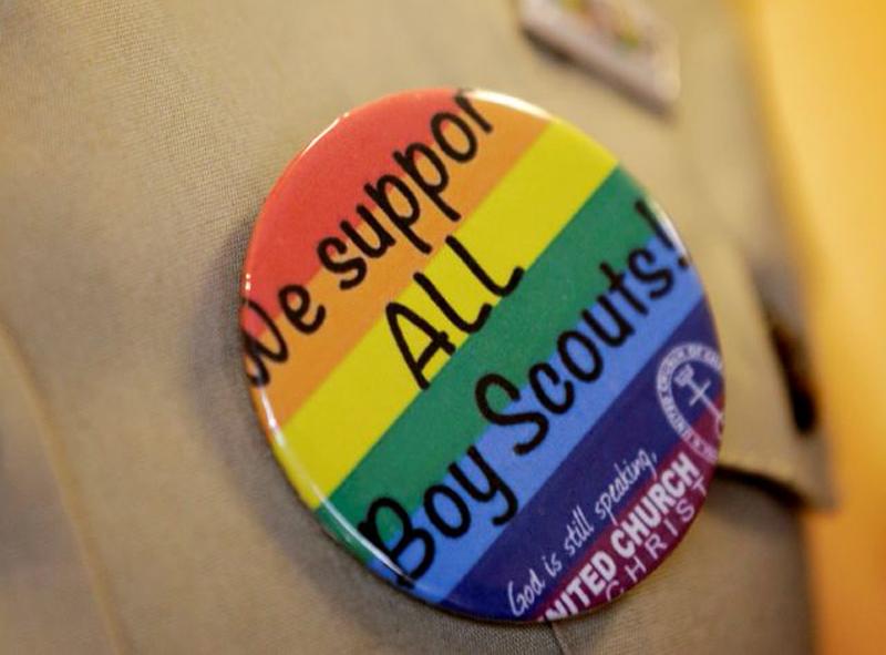 Boy Scouts divididos por voto para admitir homosexuales