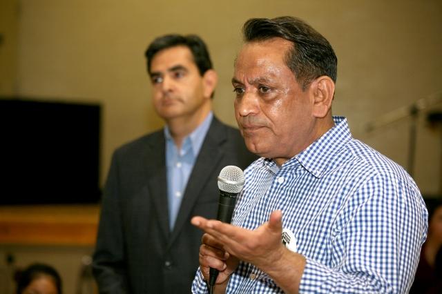 Nuevos latinos  al Cabildo