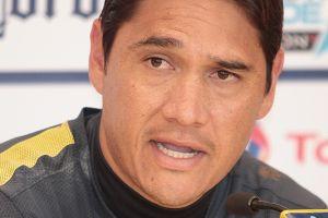 Moisés Muñoz está contento con anotación que coronó a las Águilas