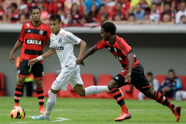Neymar, adiós al  Santos