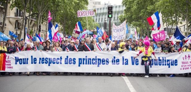 Protesta antigay