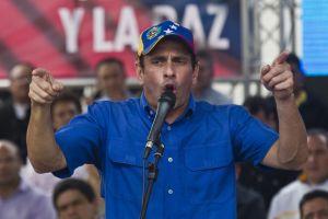 Globovisión no transmitirá discursos de Capriles