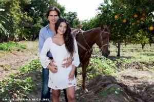 Daniel Arenas, solo una relación cordial con Ana Brenda
