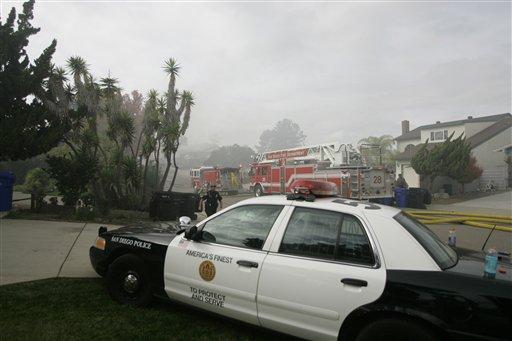 Todas las víctimas eran residentes de Irvine.