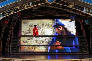 Un detenido por explosión de hielo seco en Disneyland