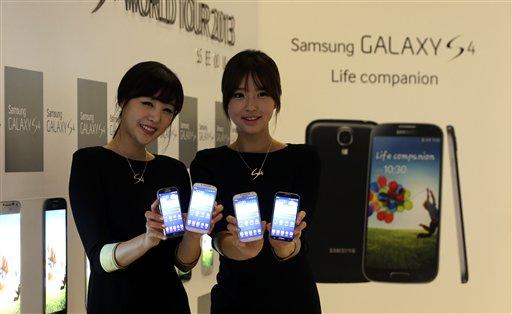 Nuevo Galaxy S4 se prevé que llegue este verano