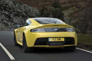 Aston Martin V12 Vantage S: una 'bestia' sobre ruedas