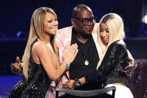 Mariah Carey y Nicki Minaj dejan 'American Idol' (video)