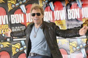 Bon Jovi renuncia a su paga para actuar en España