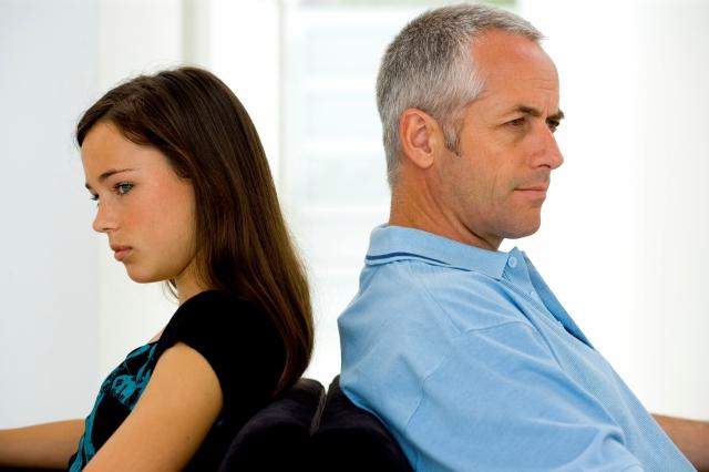La relación entre padres y adolescentes no es tarea  fácil.