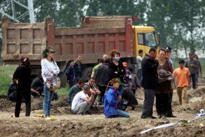 Mueren 119 por un incendio en China