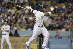 Cubano Puig lleva a los Dodgers al triunfo (Video)