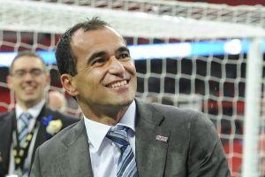 Everton contrata al entrenador Roberto Martínez