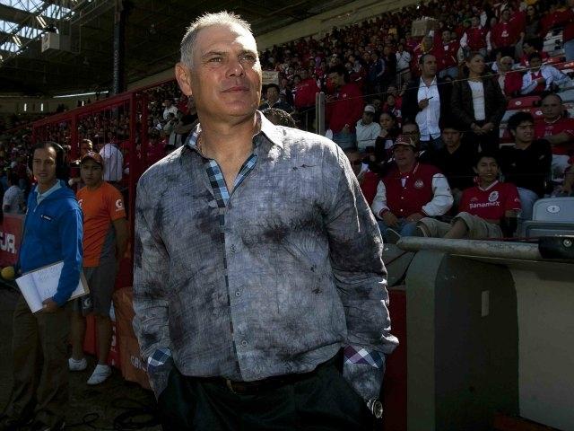 Wilson Graniolatti inició su carrera como técnico en 2001, dirigiendo al Toluca