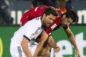 Xabi Alonso es operado de la espalda