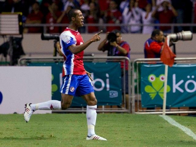 Costa Rica vence 1-0 a Honduras y es líder del hexagonal (Fotos)
