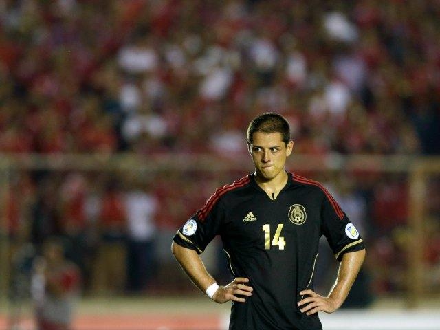 México empata sin goles con Panamá y ya es tercero (Fotos)