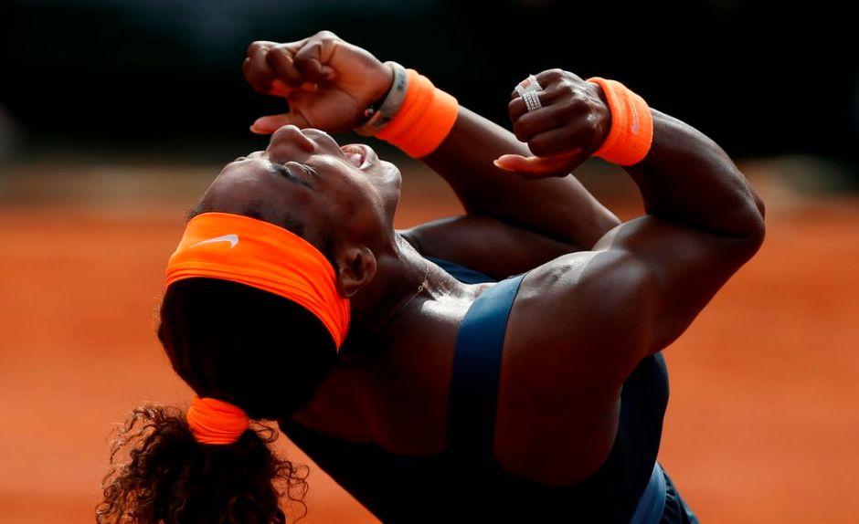Roland Garros es para Serena Williams