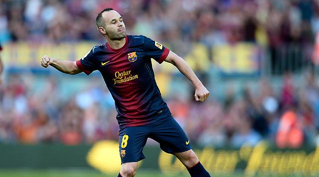 """Mou dañó al futbol español"": Iniesta"