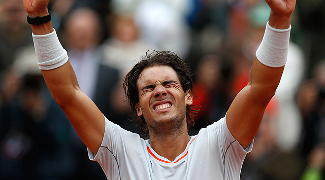 Nadal vence a Ferrer en la final de Roland Garros (Video)
