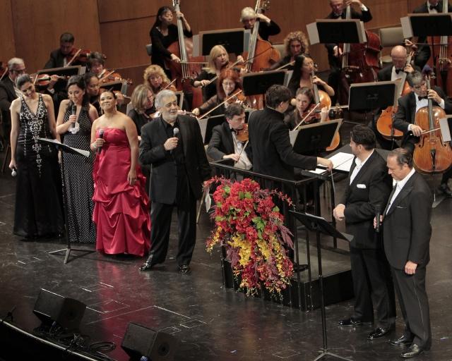Pepe Aguilar cerró la temporada de la Ópera de Los Ángeles