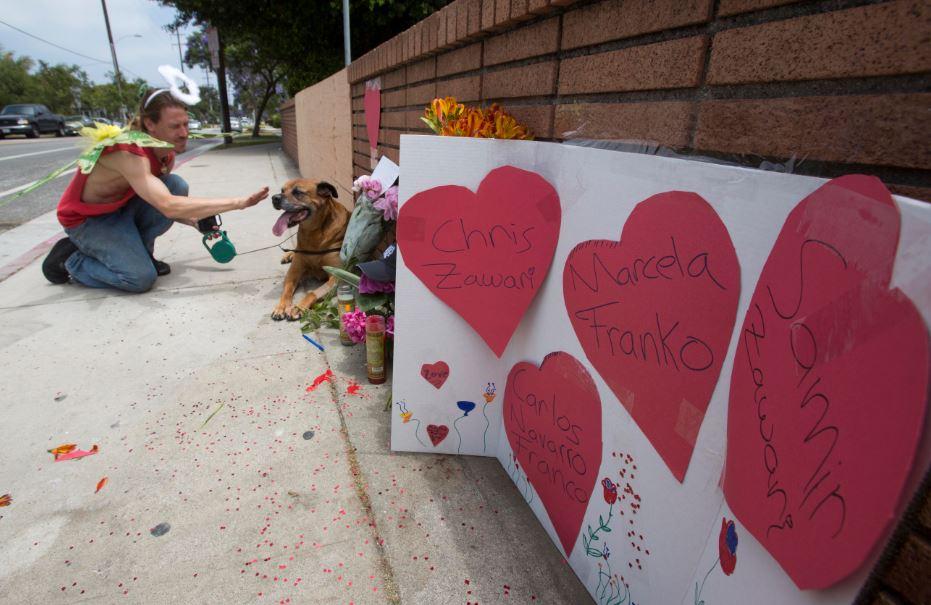 ¿Quiénes son las víctimas del tiroteo en Santa Mónica?