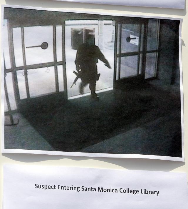 Atacante de Santa Mónica tenía todo planeado