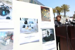 Pistolero de masacre en Santa Mónica tenía récord criminal