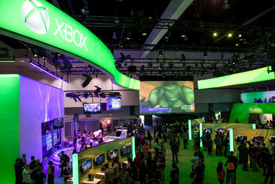 Consolas se la juegan en la feria E3