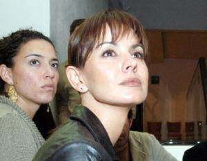 Alejandra Barros y Cristián de la Fuente juntos en telenovela