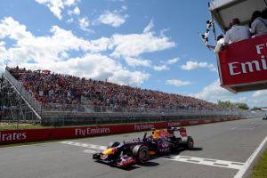 Vettel y Red Bull...Ponen su distancia
