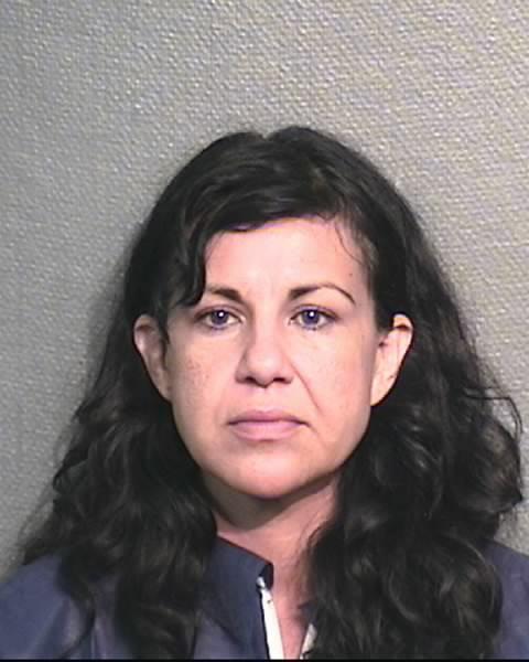 Ana Trujillo, acusada de matar a su novio con un puntiagudo tacón de zapato.
