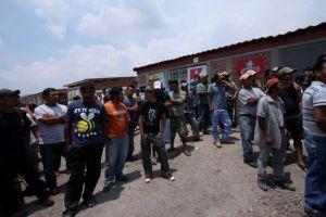 Jornaleros en trabajo forzado son rescatados en México