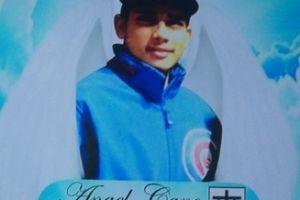 Preservan recuerdo de joven asesinado Ángel Cano (Fotos)