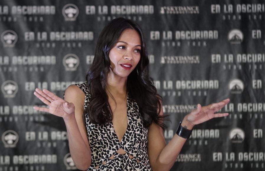 Video: Zoe Saldaña muestra la imagen más realista de una cuarentena con niños