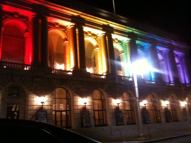 Verano arcoíris en San Francisco