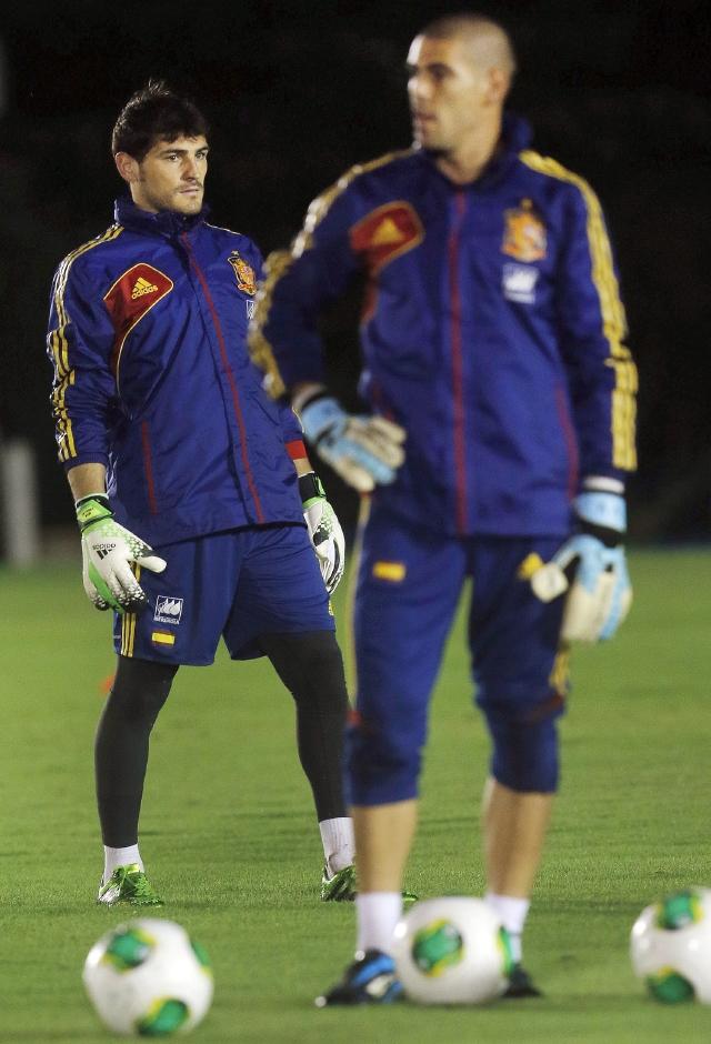 Dilema: ¿Valdés o Iker?