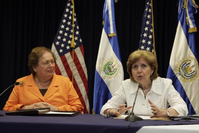 Seguridad a El Salvador