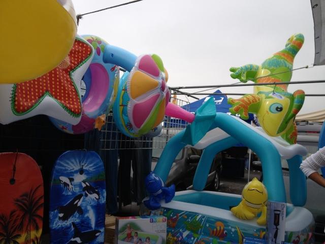 Albercas inflables para el verano