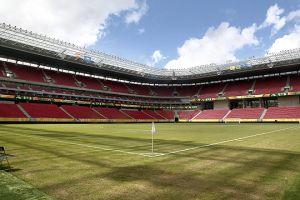 La selección de Nigeria llega a Brasil para la Confederaciones