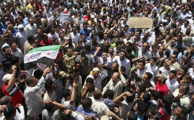 Egipto rompe  con Al Assad