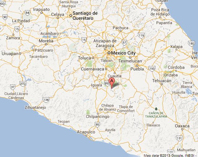 Fuerte sismo remece Ciudad México