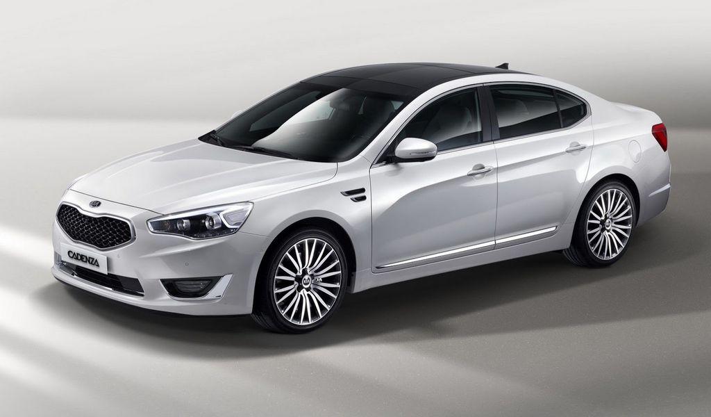 Kia Cadenza, nueva propuesta automotriz