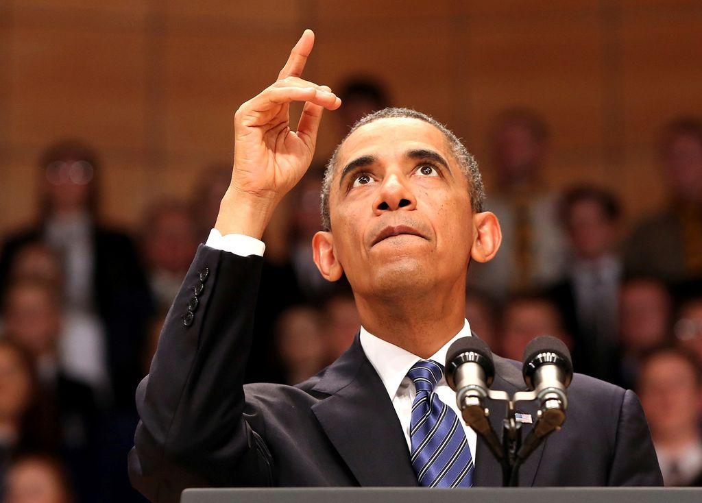 Presidente Obama encara su peor índice de aprobación