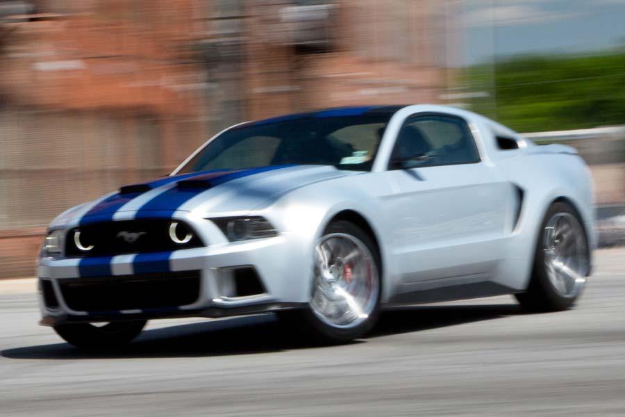 Ford Mustang, protagonista en la película de Need for Speed